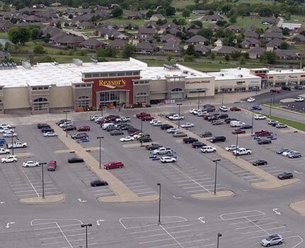 Garrett Creek Retail Center