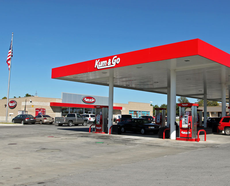 Kum and Go #886 Net Lease Opportunity